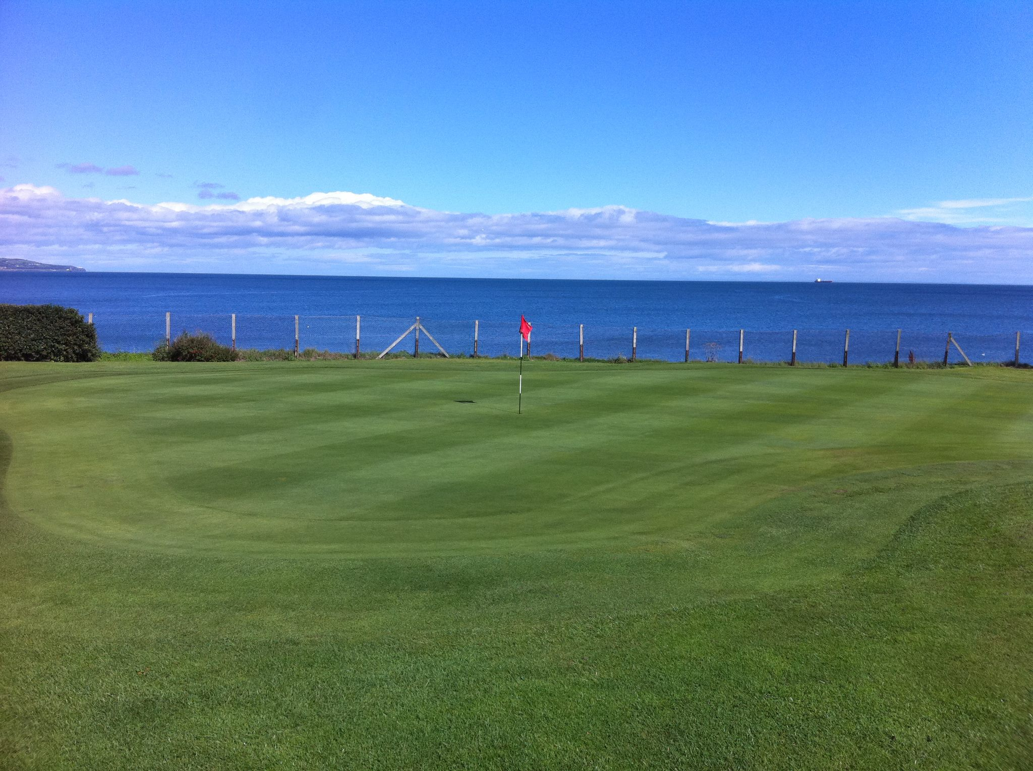 open golf competitions at helen s bay golf club
