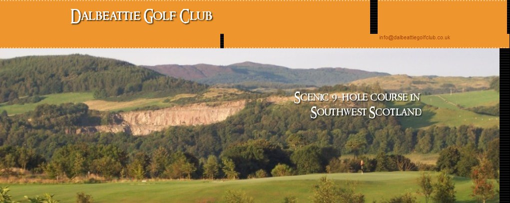 Dalbeattie Golf Club