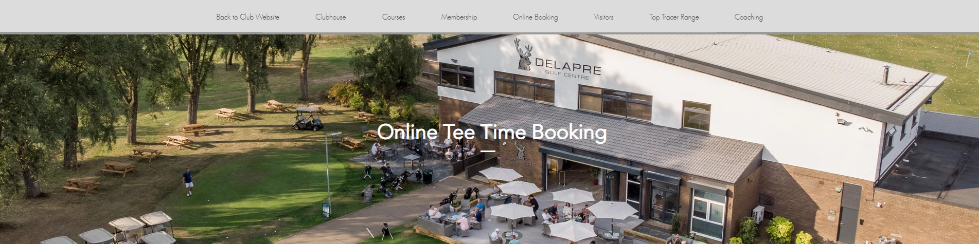 Delapre Golf Centre