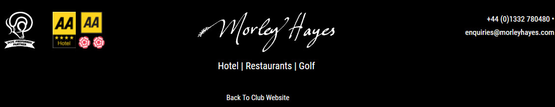 Morley Hayes Golf Complex