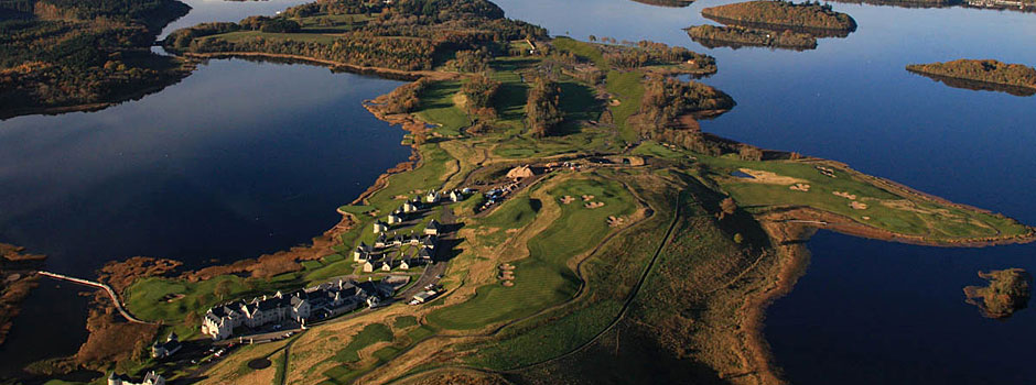 Lough Erne Resort in Fermanagh Lakelands
