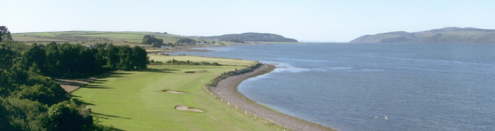 5th hole at Stranraer Golf Club