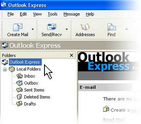 How to Set Up Outlook Express