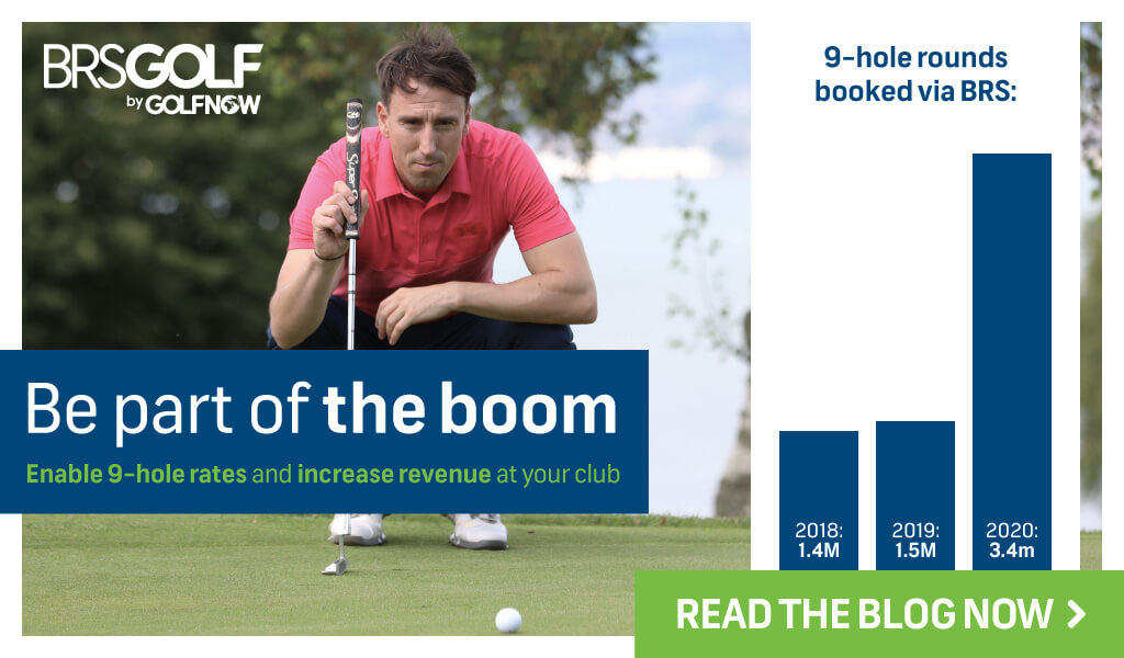 9-hole Golf: Be part of the boom
